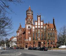Mehrfamilienhaus in Berlin  - Schmargendorf