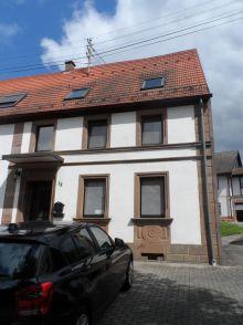 Doppelhaushälfte in Hüffler