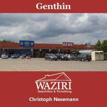 Einkaufszentrum in Genthin  - Fienerode