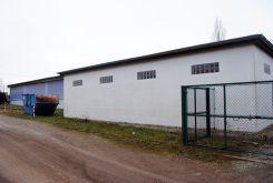 Industriehalle in Bad Dürrenberg  - Goddula