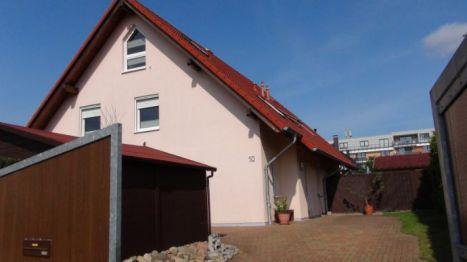 Doppelhaushälfte in Rostock  - Brinckmansdorf
