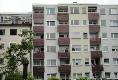 Etagenwohnung in Essen  - Südviertel