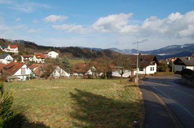 Wohngrundstück in Gernsbach  - Staufenberg