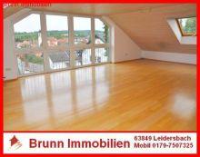 Dachgeschosswohnung in Großostheim  - Pflaumheim