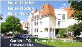 Erdgeschosswohnung in Ludwigsburg  - Mitte