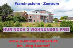 Etagenwohnung in Moormerland  - Warsingsfehn