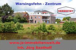 Erdgeschosswohnung in Moormerland  - Warsingsfehn