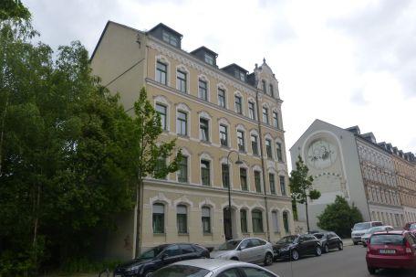 Zweiraumwohnung auf dem Kaßberg zu verkaufen