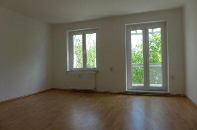 Etagenwohnung in Jänschwalde
