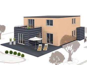 Zweifamilienhaus in Schwieberdingen