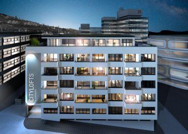Penthouse in Stuttgart  - Nord