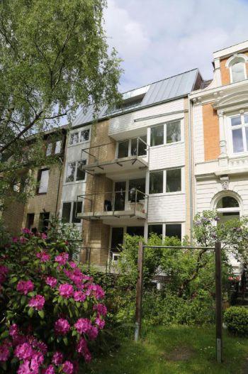 Dachgeschosswohnung in Hamburg  - Borgfelde