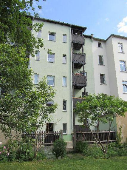 NEU! 2-Raum-Wohnung mit Balkon in Gera-Debschwitz!! NEU!