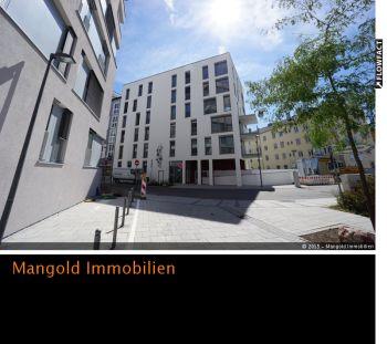 Erdgeschosswohnung in Neu-Ulm  - Stadtmitte