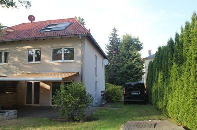 Doppelhaushälfte in Dresden  - Plauen