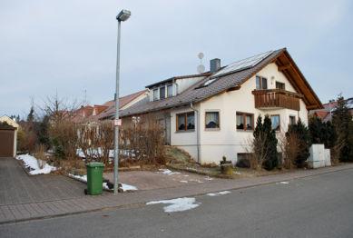 Dachgeschosswohnung in Gäufelden  - Nebringen