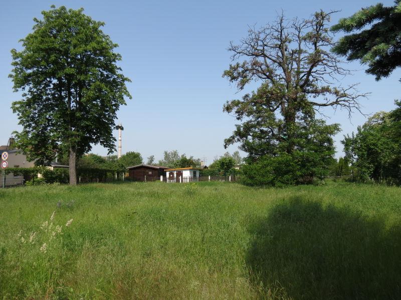 Gartengrundst�ck Lindenau Leutzsch - Grundst�ck mieten - Bild 1