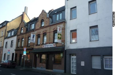 Mehrfamilienhaus in Köln  - Holweide