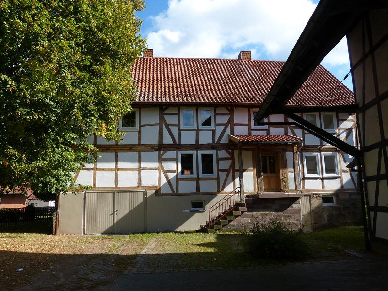 Modernisiertes Fachwerkhaus Neuenstein Aua - Haus mieten - Bild 1