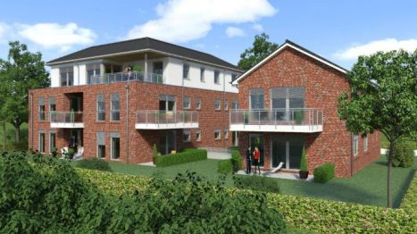 Penthouse in Oldenburg  - Bürgerfelde