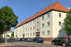 Etagenwohnung in Halle  - Lutherplatz