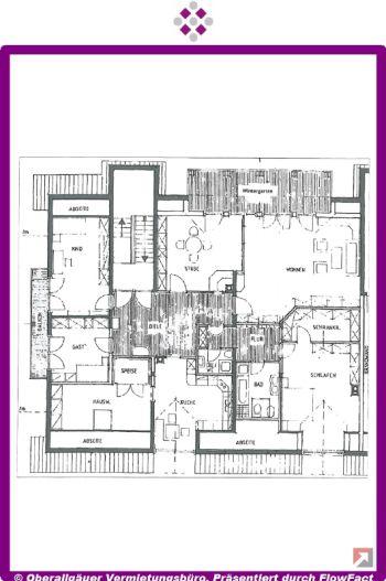 Wohnung in Sonthofen  - Sonthofen