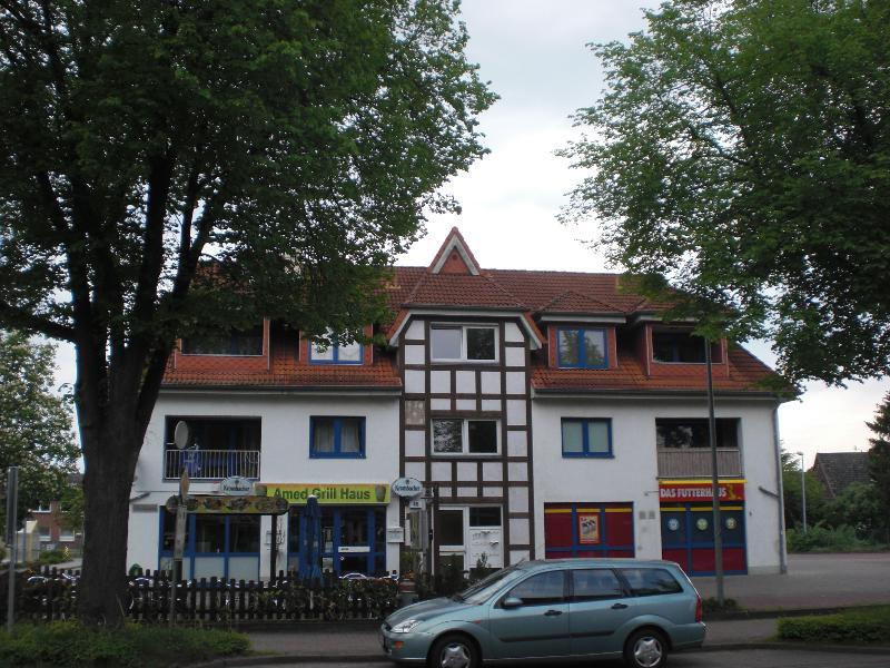 Gem�tliche 1 - Zimmer Wohnung in Schneverdingen!